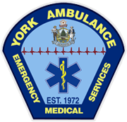 York Ambulance Logo